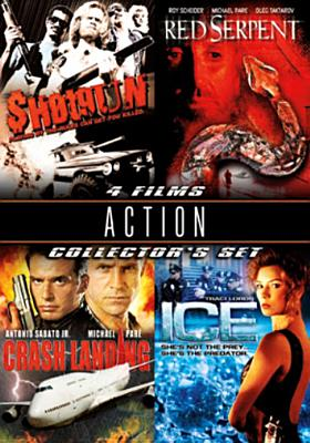 Action Collection: 4 Films