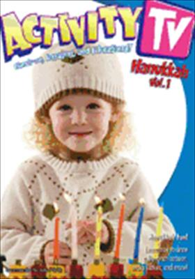 Activitytv: Hanukkah Vol. 1 0096009593995