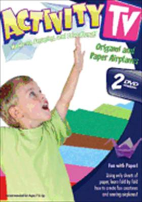 Activitytv: Origami & Paper Airplanes