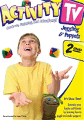 Activitytv: Juggling & Puppets