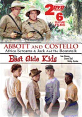 Africa Screams / Jack & the Beanstalk / East Side Kids