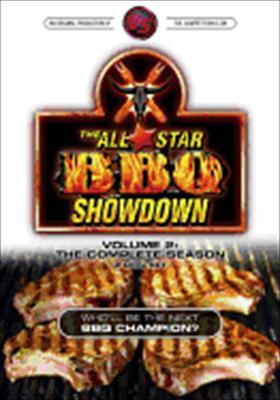 All Star BBQ Showdown: 2nd Season