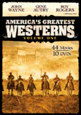 America's Greatest Westerns: Volume 1