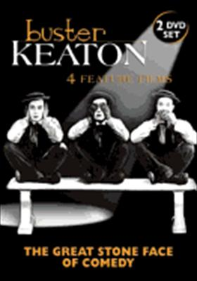 Buster Keaton: The Great Stone Face of Comedy