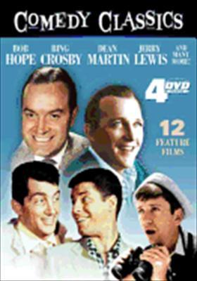 Comedy Classics Silver Screen Series