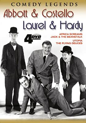 Comedy Legends: Abbott & Costello / Laurel & Hardy