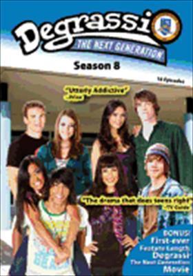 Degrassi the Next Generation: Season 8