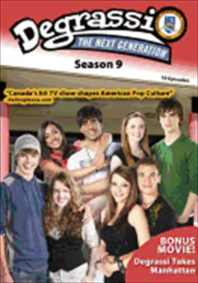 Degrassi the Next Generation: Season 9
