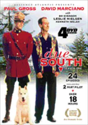 Due South: The Complete First Season