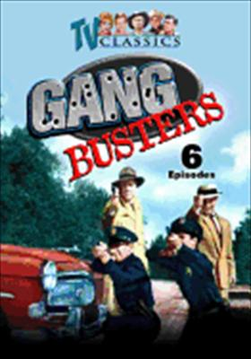 Gangbusters Volume 1