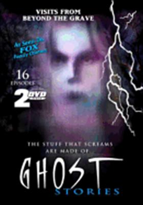 Ghost Stories: 16 Episodes, 2 DVDs