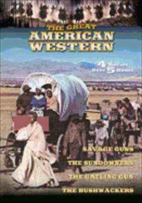 Great American Western: Volume 12
