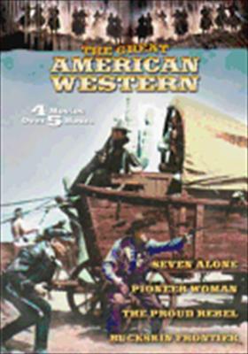 Great American Western: Volume 15