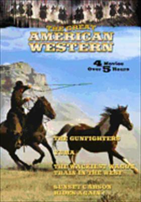 Great American Western: Volume 17