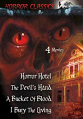 Great Horror Classics Volume 4