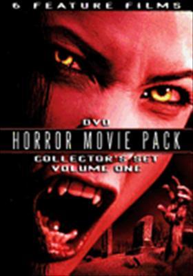 Horror Movie Volume 1 Pack