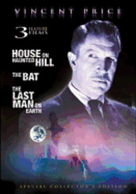 House on Haunted Hill / Bat / Last Man on Earth