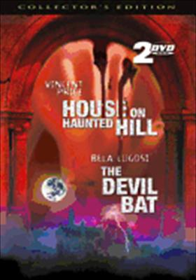 House on Haunted Hill / Devil Bat