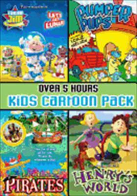 Kids Cartoon Pack