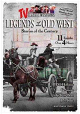 Legends of the Old West Volume 1