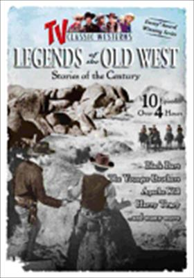 Legends of the Old West Volume 2