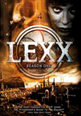 Lexx: The Complete First Series