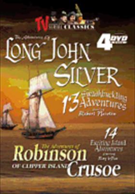 Long John Silver / Adventures of Robinson Crusoe