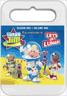 Lunar Jim: Season 1, Volume 1