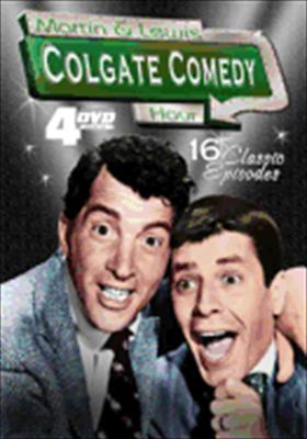 Martin & Lewis: Colgate Comedy Hour Volume 1