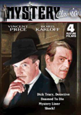 Mystery Classics Volume 6