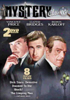 Mystery Classics Volumes 5 & 6
