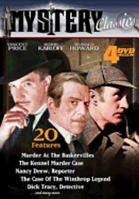 Mystery Classics Volumes 5-8