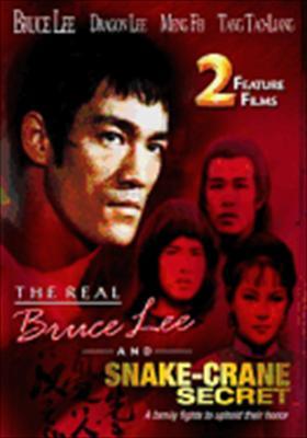 Real Bruce Lee / Snake: Crane Secret