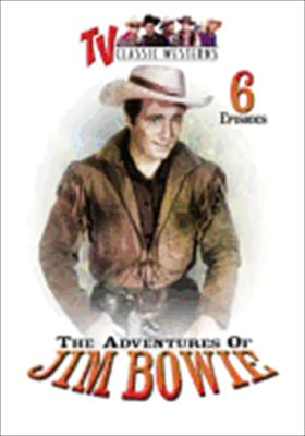 The Adventures of Jim Bowie Volume 1