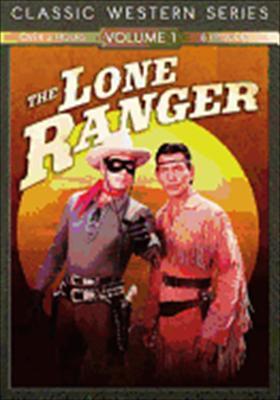 The Lone Ranger Volume 1 0096009165291