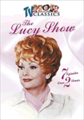 The Lucy Show: Volume 4