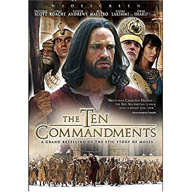 The Ten Commandments: The Complete Miniseries 0096009420895