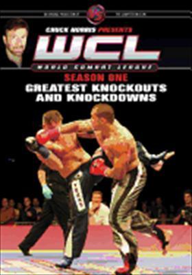 World Combat League: Season One Greatest Knockouts & Knockdowns