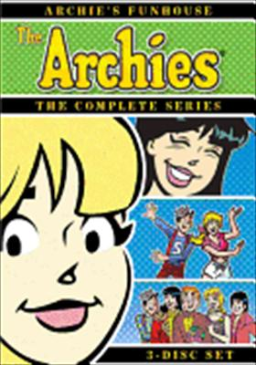 Archie's Funhouse: The Complete Series