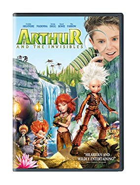 Arthur and the Invisibles 0796019801713