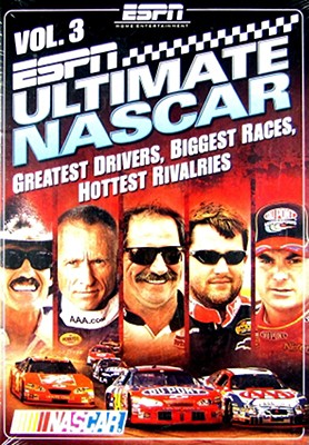 ESPN Ultimate NASCAR Volume 3: Greatest Drivers, Biggest Races, Hottest Rivals 0796019803366