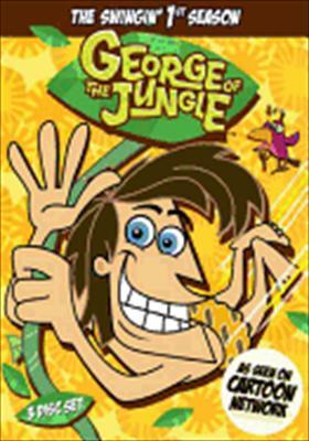 George of the Jungle: The Swingin' 1st Season