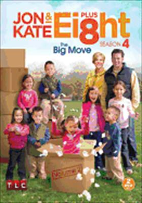 Jon & Kate Plus Eight: The Big Move: Season 4, Volume 2