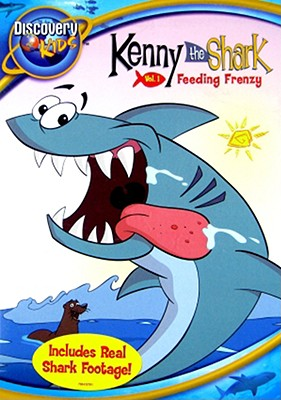 Kenny the Shark Vol. 1: Feeding Frenzy