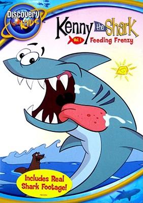 Kenny the Shark Vol. 1: Feeding Frenzy