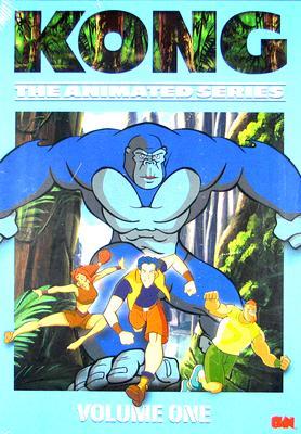 King Kong, the Animated Series: Volume 1