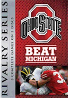 NCAA Rivalry: Ohio State Beat Michigan