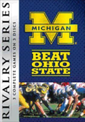 NCAA Rivalry: Michigan Beat Ohio State