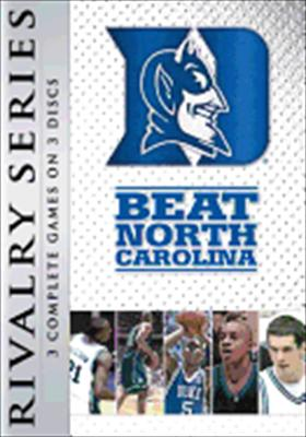 NCAA Rivalry Series: Duke Beat North Carolina