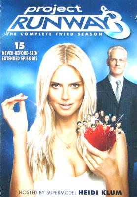 Project Runway: The Complete Third Season 0796019807524